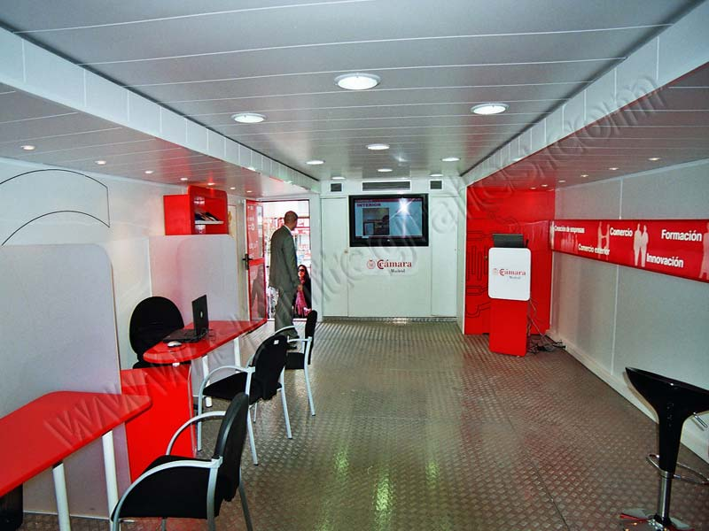 oficinas moviles en madrid