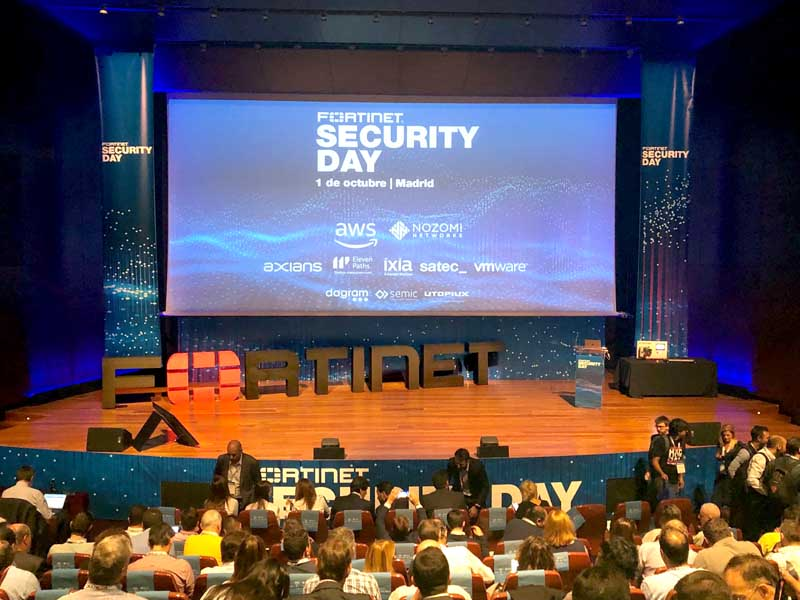 Fortinet y su evento anual Security Day