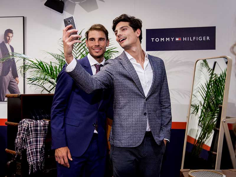 Evento Tommy Hilfiger en Madrid