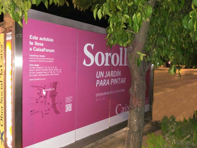 marketing espectacular exposicion sorolla caixaforum