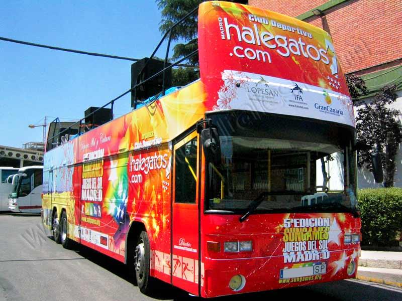 grupo autobús gay