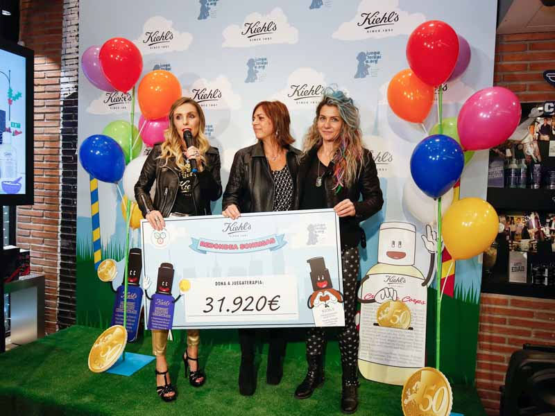 photocall cheque kiehls
