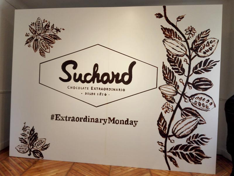 tienda pop up suchard