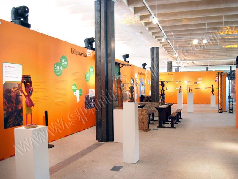 vinilos rotulacin e instalacin para museos y